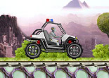 police, voiture, buggy