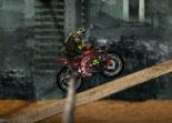 moto, motard, bécane, 2 roues