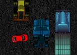 voiture, stationnement, parking
