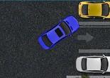 parking, voiture, stationnement