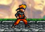 Naruto, Sakura, combat