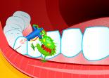 métier, dentiste, dent