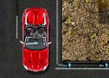 Red Cabrio Parking