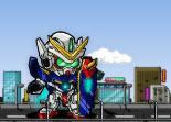 robot, combat