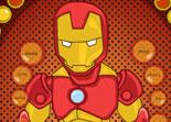 Iron Man, héros, habillage