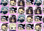 Naruto, série de 3, manga, observation, série de trois