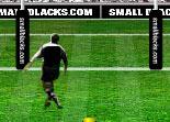 sport, rugby, tir au but, ballon ovale
