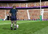 sport, rugby, tir au but, ballon ovale, 3D