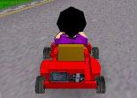 course de karting, pilotage, circuit, kart