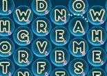 lettres, langues étrangères, anglais, mots cachés