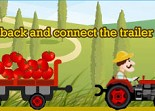 fermier, tracteur, tractor