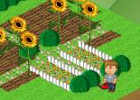 jardinage, gestion, agriculture, jardin