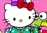 Hello Kitty, relooking, fille