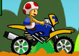 Toad Bike Adventure