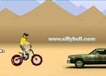 moto de trial, bécane, 2 roues
