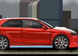 Audi A3 TDI, customisation, tuning, personnalisation automobile, voiture