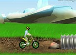 moto de trial, 2 roues, bécane, cross