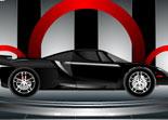 Ferrari, puzzle, Enzo,voiture
