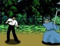 Combat de rue, arts martiaux, Bruce Lee, combat