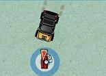 déminage, survie, bombe, voiture