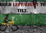 zombie, conduite, moto, bécane, mort vivant, 2 roues, âme perdue