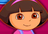 Dora, pâtisserie, gâteau