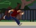 sport, acrobaties, free run