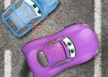 Cars, conduite, course, voiture