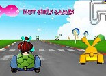 course, animaux, tortue, lapin, kart, karting, 3D