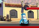 Guido, Luigi, Cars, pneus