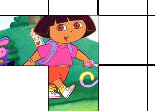 Dora, puzzle, obsevation