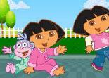 observation, Dora, 6 différences
