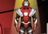 Iron Man, habillage, héros
