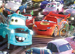 Cars, Flash McQueen, objets cachés, observation