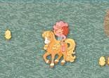 cheval, Charlotte Aux Fraises, équitation