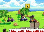 Dragon Ball Z, karting, course, kart