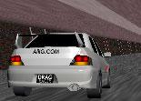 3 D Drag Racer