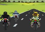 Ben 10, moto, course, 2 roues, bécane