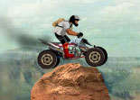quad, moto à 4 roues, ATV