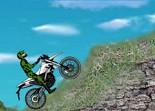 motocross, cascade en moto, cross, bécane, 2 roues