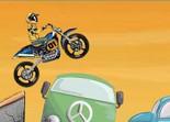 motocross, moto, bécane, 2 roues, cross