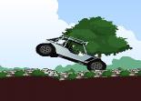 buggy, voiture, tout terrain