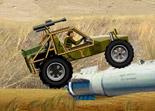 voiture, buggy, tout terrain