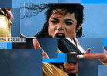 Michael Jackson, puzzle, observation, star