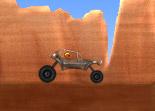 buggy, tout terrain, voiture