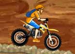 moto, motocross, bécane, 2 roues