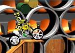 trial, moto, bécane, 2 roues