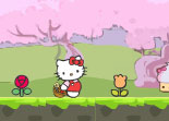 Hello Kitty, fille, plateforme