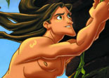 Tarzan, objets cachés, observation, chiffres, numéros cachés