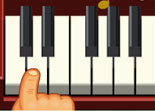 piano, musique, mémoire, cochon, animal